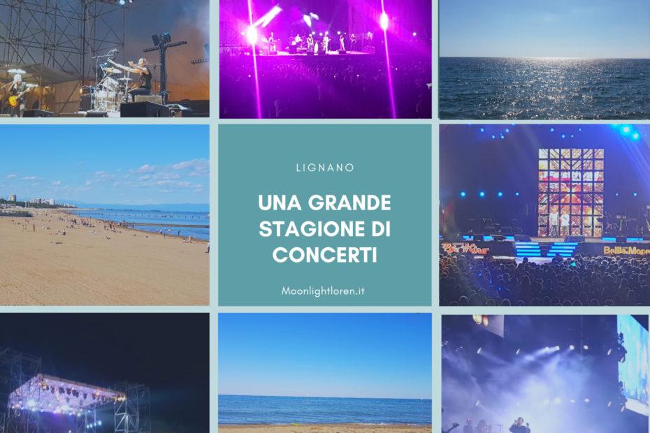 Una grande stagione di concerti - Lignano
