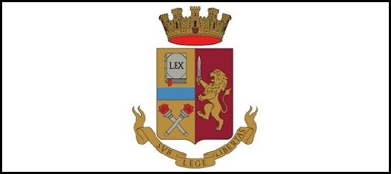logo della Polizia