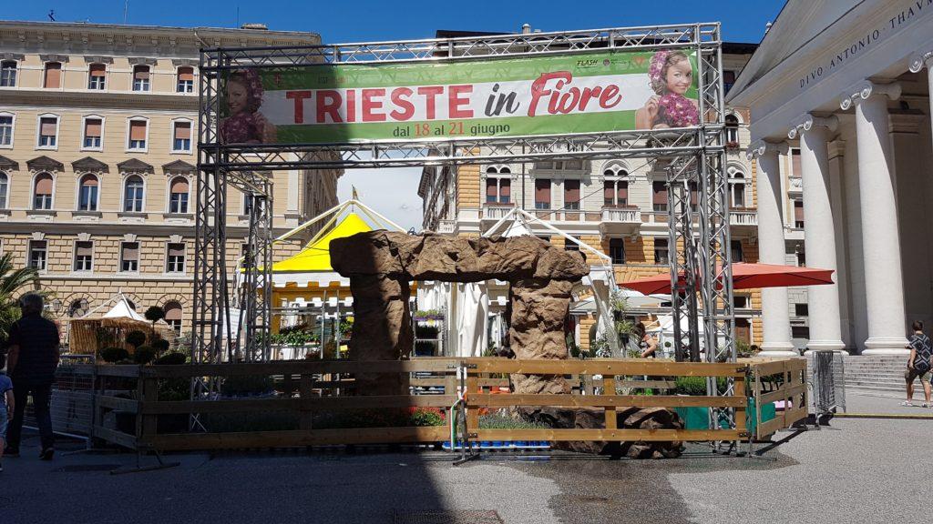Trieste in fiore