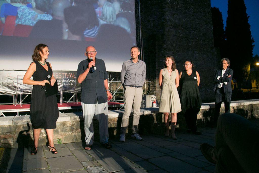 La presentazione della giuria dell'undicesima edizione dell'Aquileia Film Festival