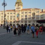 Trieste arcana la passeggiata