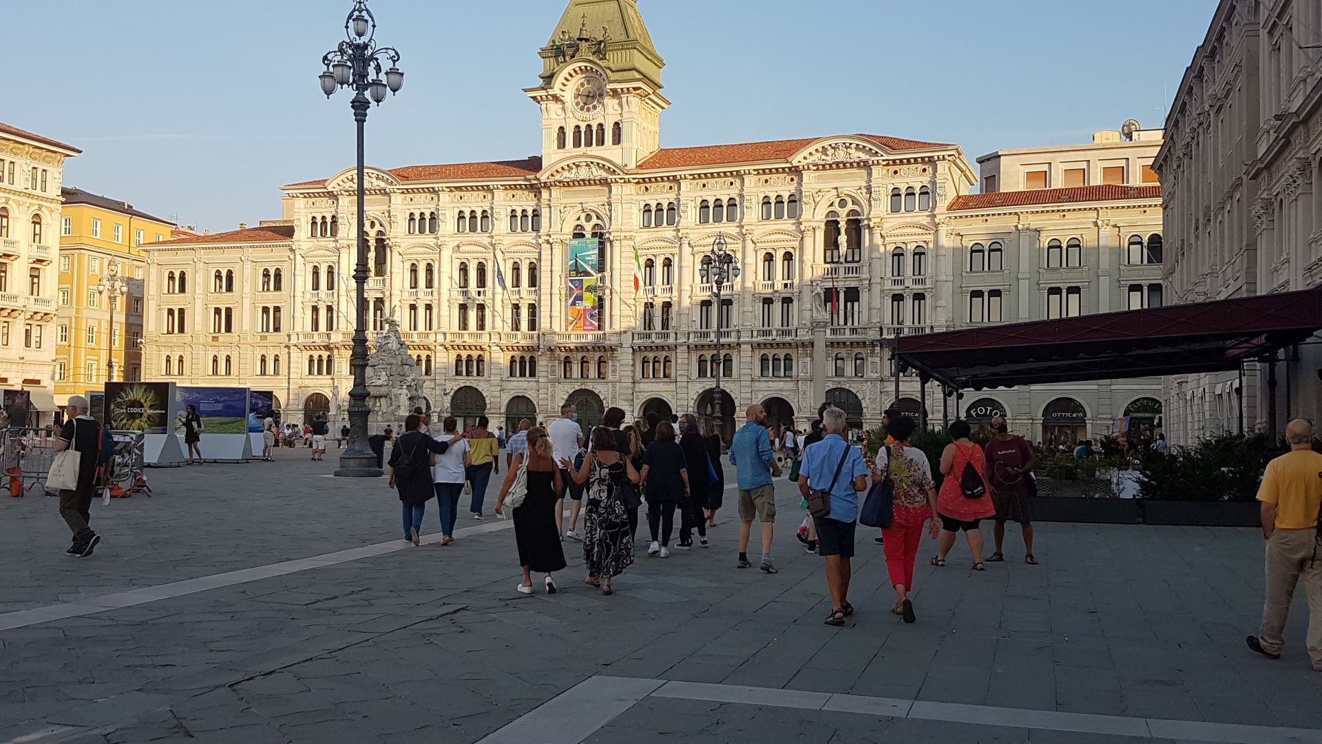 Trieste Arcana, Trieste del mistero