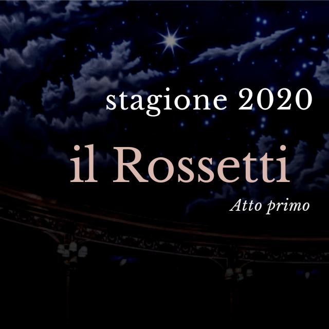 teatro Rossetti di Trieste, al via una stagione in due atti!