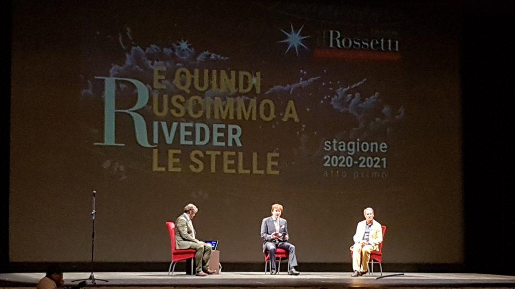 Teatro Rossetti Trieste presentazione stagione 2020