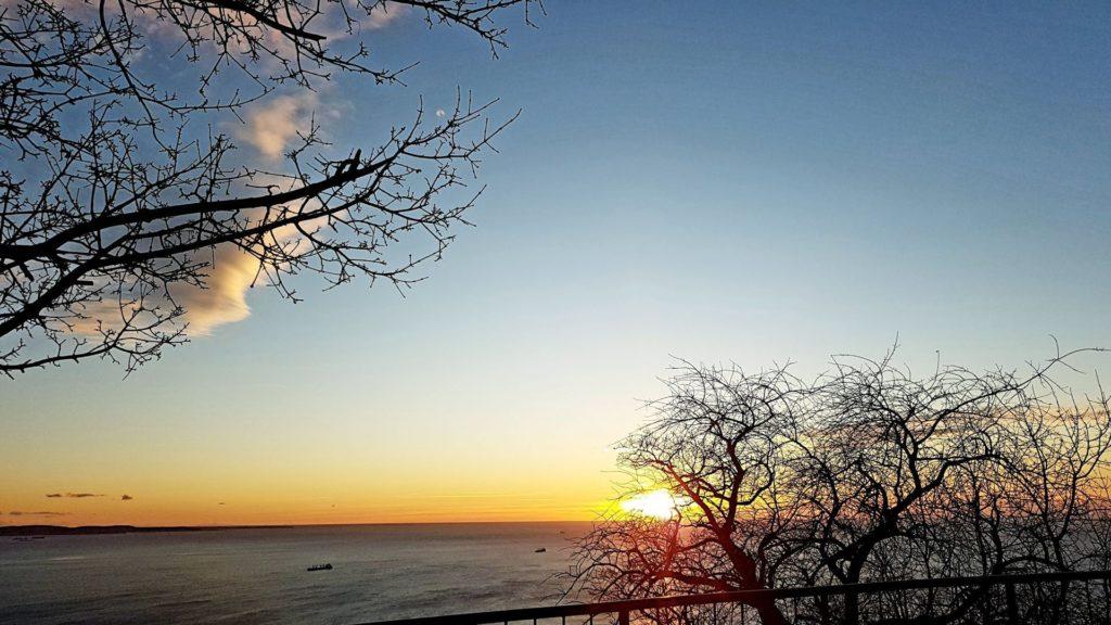 Trieste e i suoi spettacoli: i tramonti