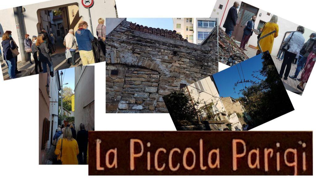 La Piccola Parigi dettagli di una Trieste nascosta