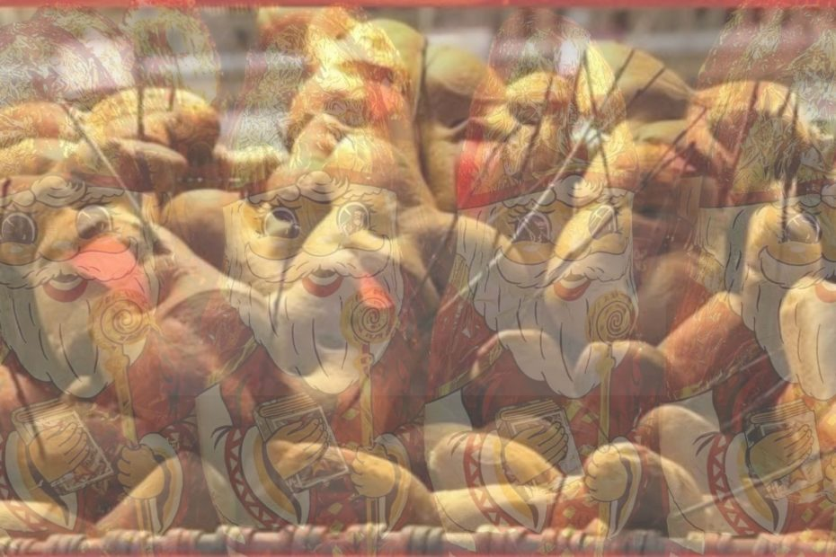 San Nicolò e i Krampus dolci