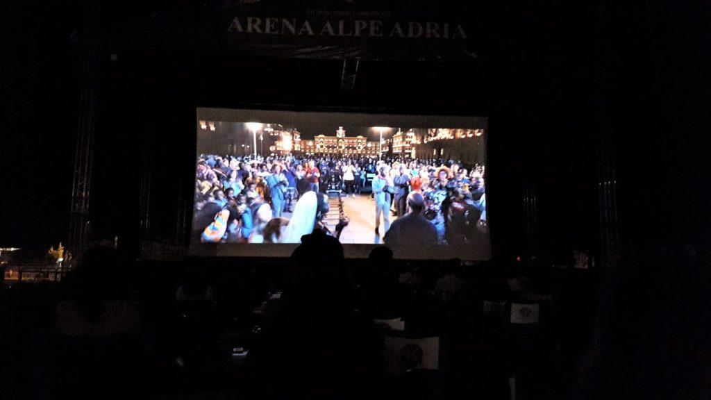 Tolo Tolo visto All'Arena Alpe Adria