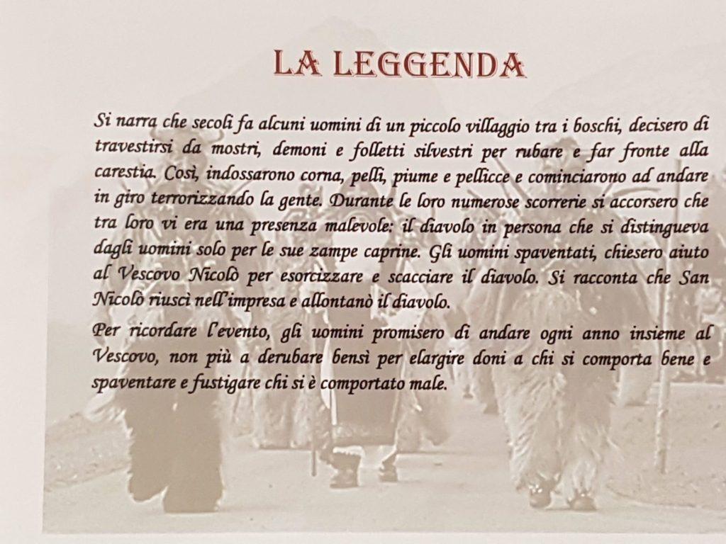 Krampus la leggenda