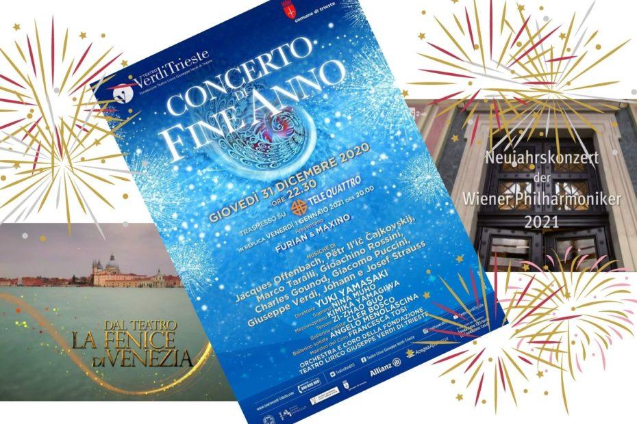 Copertina Concerti di Capodanno nella MittelEuropa
