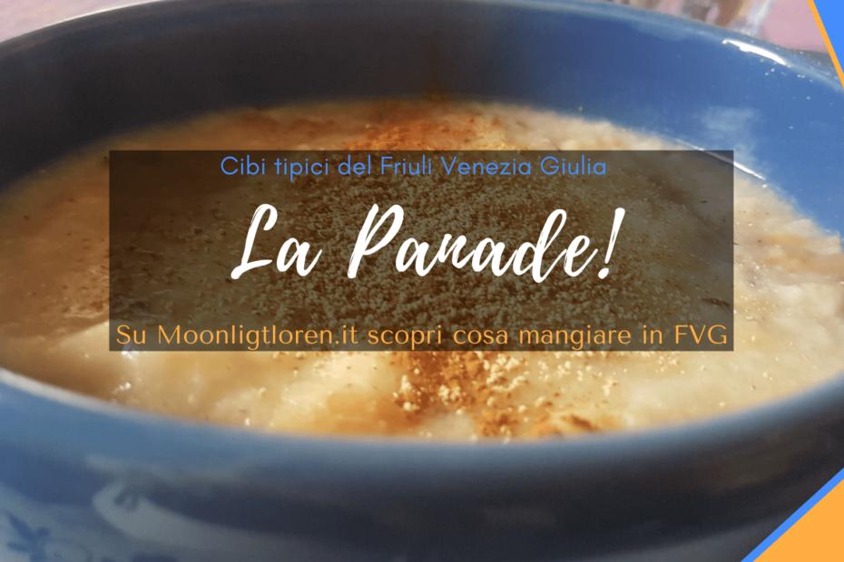La Panade, piatto tipico della tradizione del FVG
