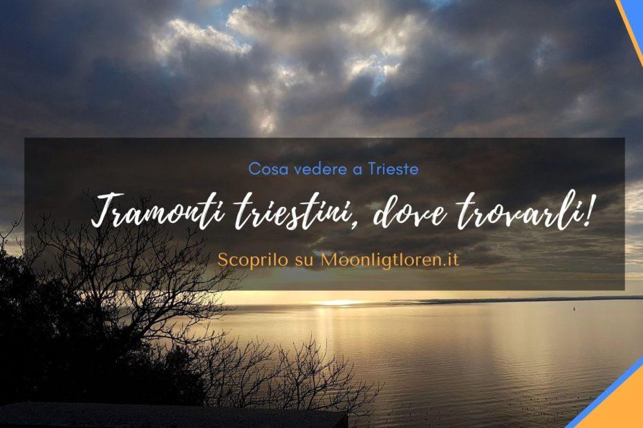 Copertina tramonti triestini