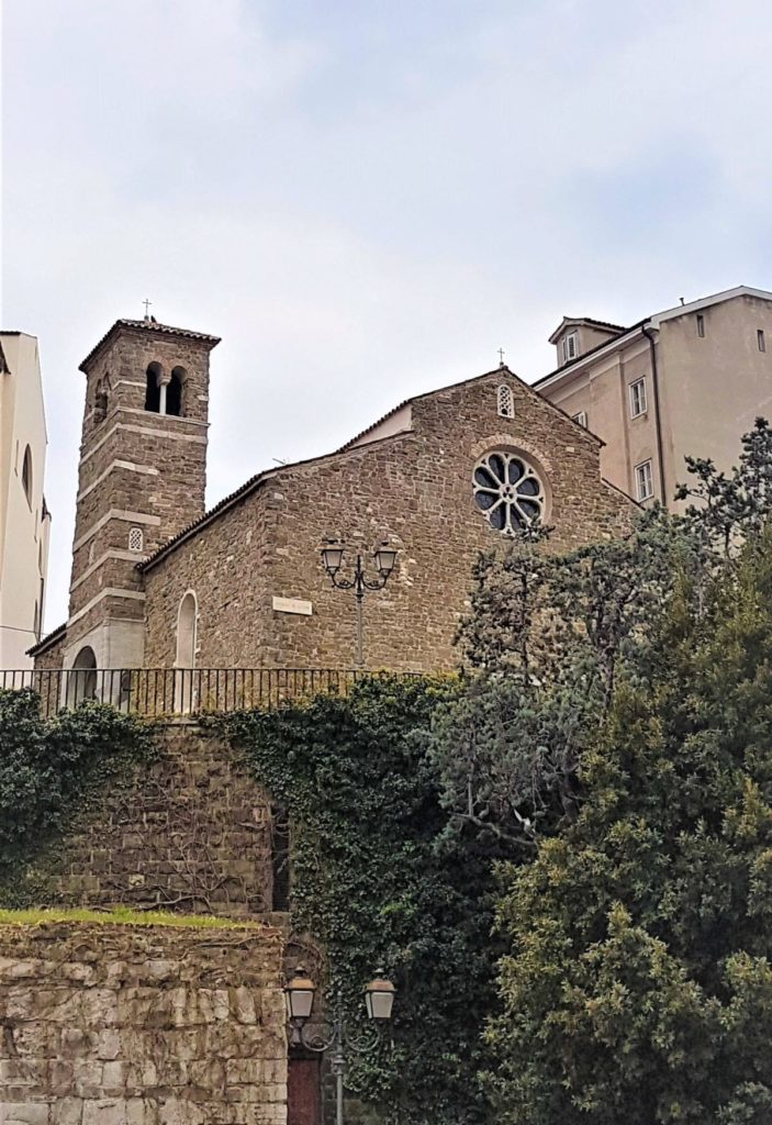 Trieste romana- San Silvestro