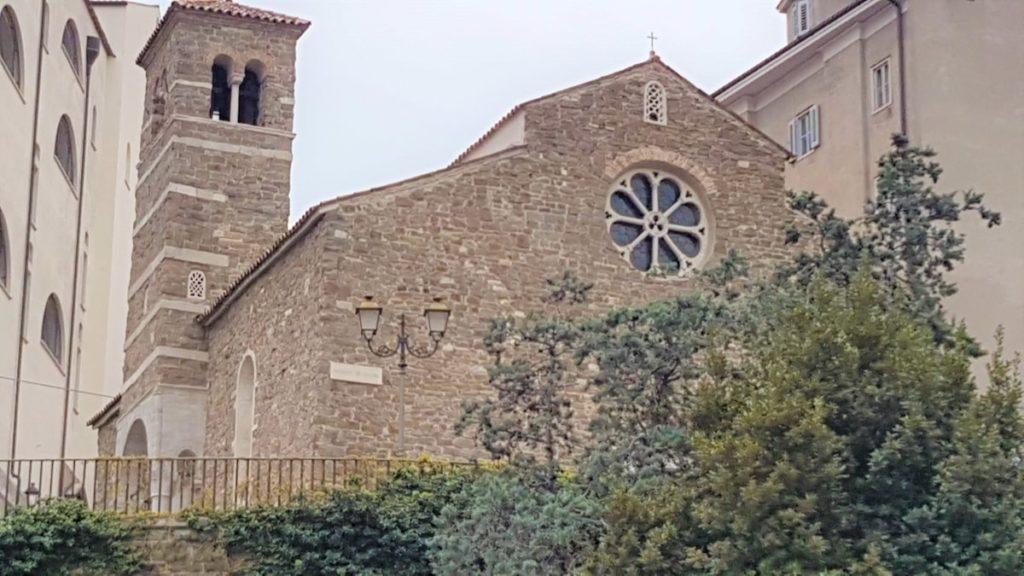 San Silvestro Trieste romana