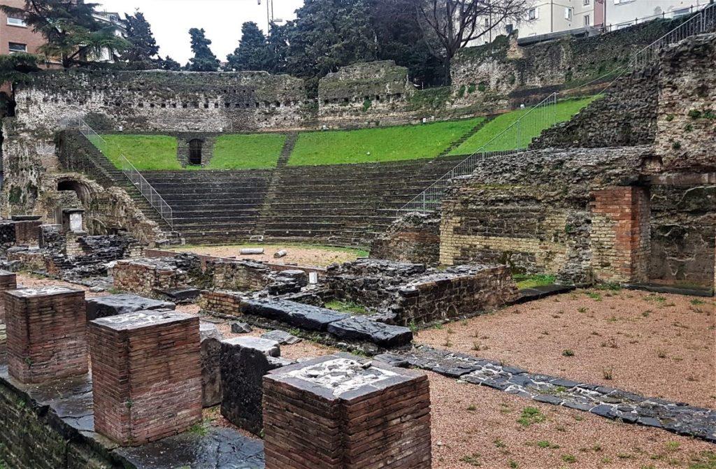 Teatro romano - Trieste