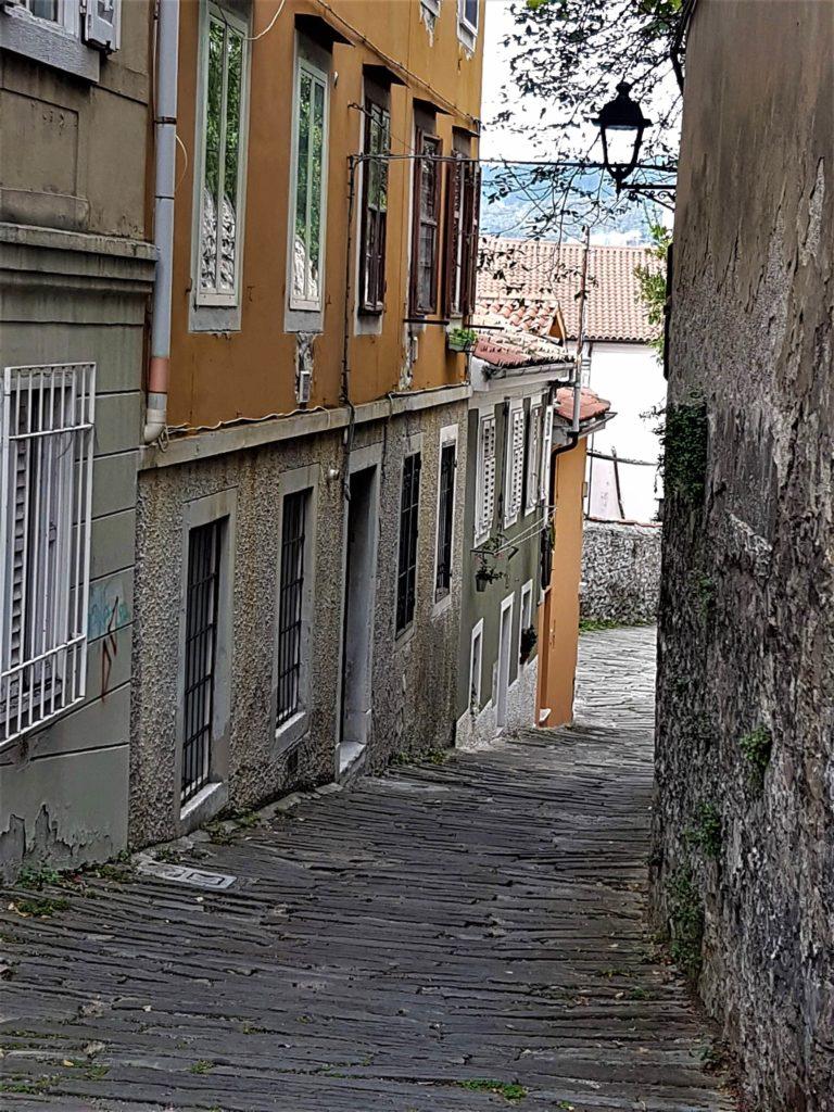 Trieste antica Citta vecchia min 1