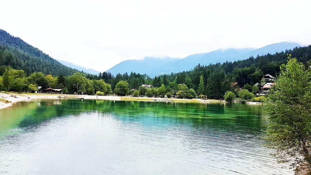 Il lago di Kraniska min