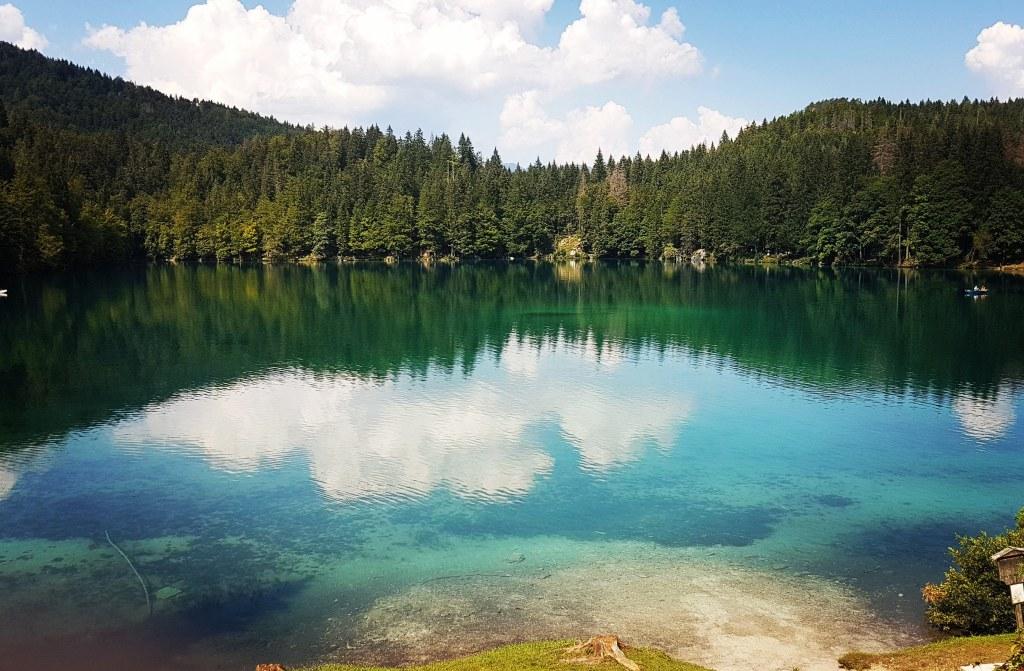 laghi di Fusine 3 min 2