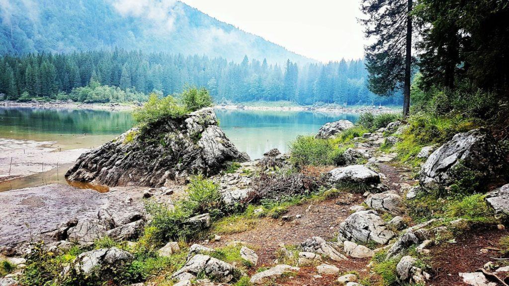 laghi di Fusine min 1