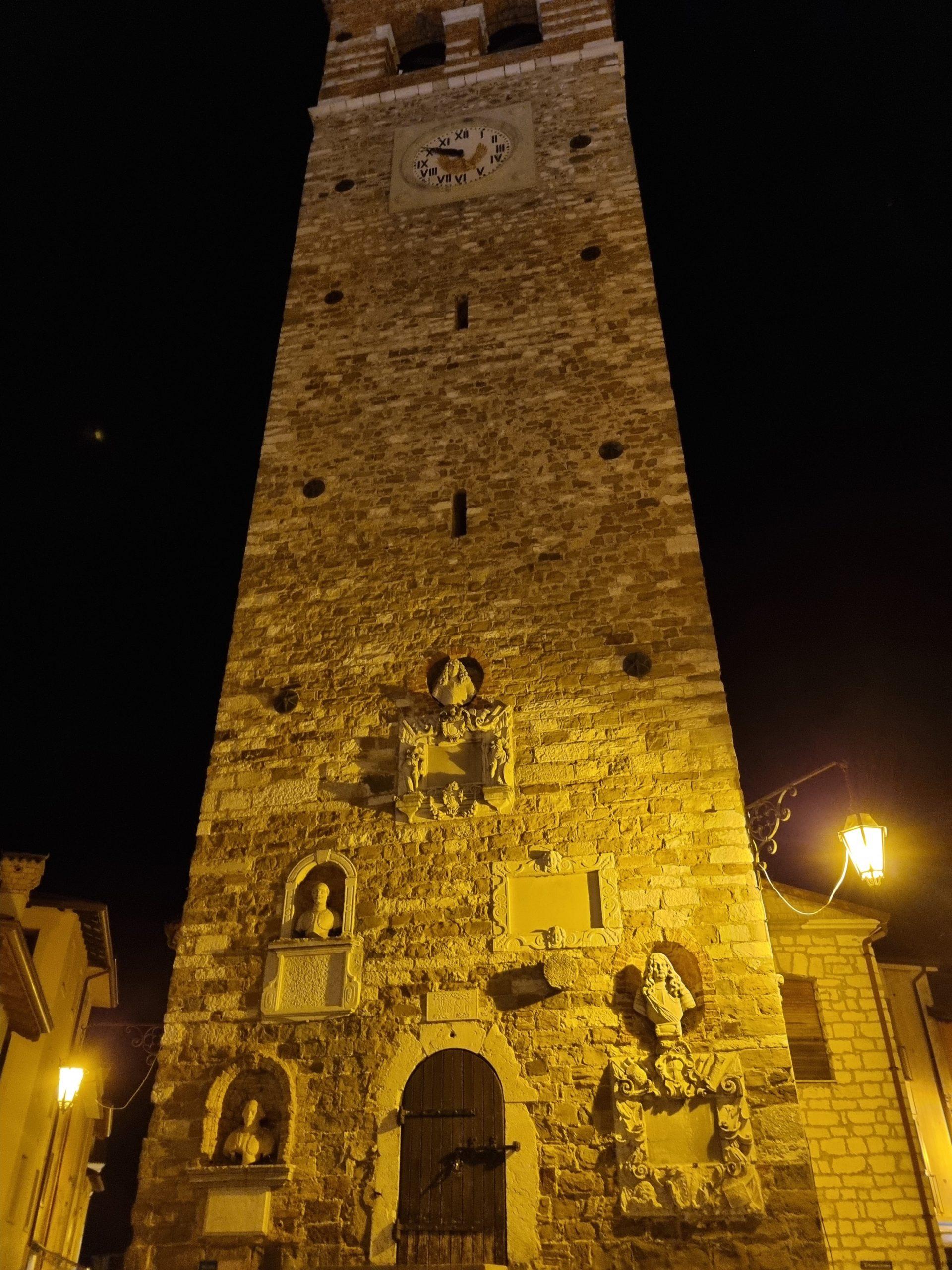 La torre medievale di Marano Lagunare