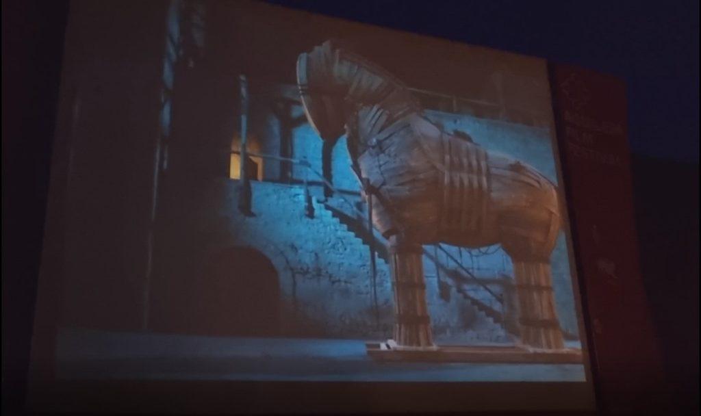 Aquilei Film Festival 2021 il cavallo di Troia min