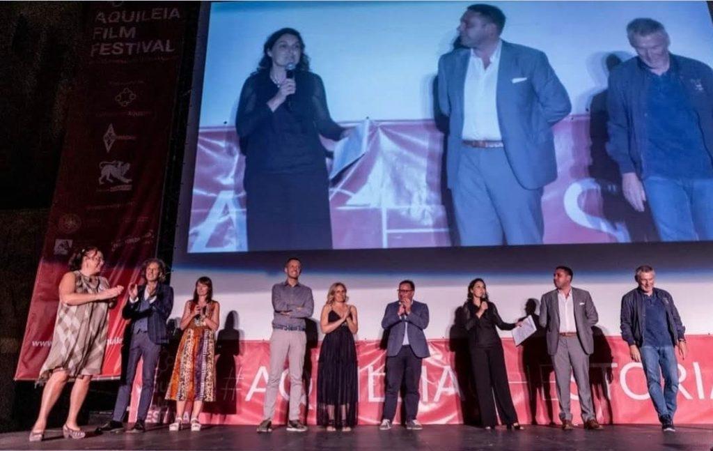 Aquileia film Festival 2021 la premiazione