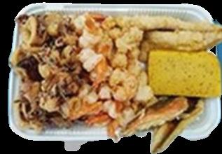 Il fritto misto di Marano Lagunare