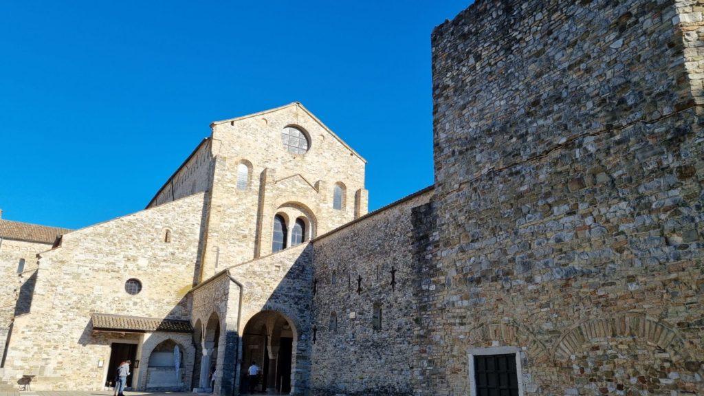 visitare Aquileia in un giorno- basilica